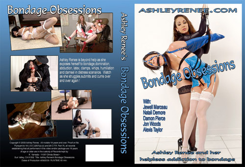 Ashley Renee & Jewell Marceau & Bondage obsession