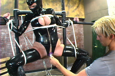 Ashley Renee & Rubber Dynasty